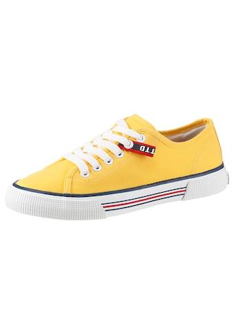 TOM TAILOR Sneaker, in sommerlicher Leichtigkeit kaufen