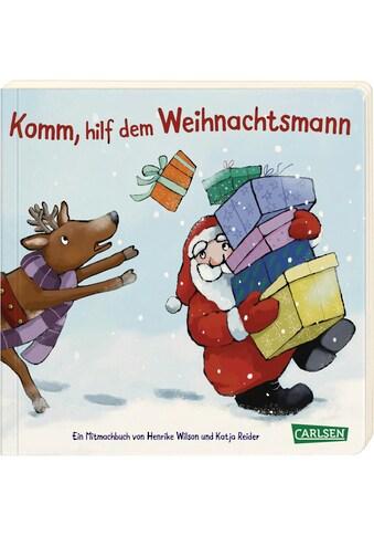 Buch »Komm, hilf dem Weihnachtsmann / Katja Reider, Henrike Wilson« kaufen