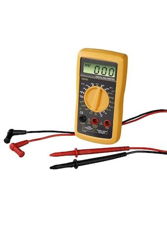 "Hama Digitalmultimeter ""EM393B"" kaufen"