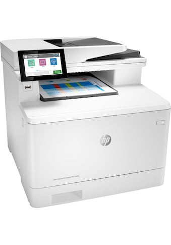 HP Laserdrucker »Color LaserJet Enterprise MFP M480f« kaufen