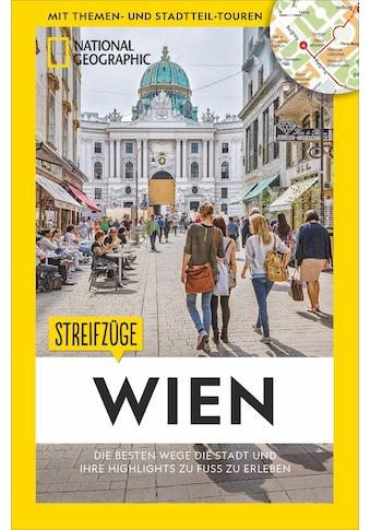 Buch »Streifzüge Wien / Heide Marie Karin Geiss« kaufen
