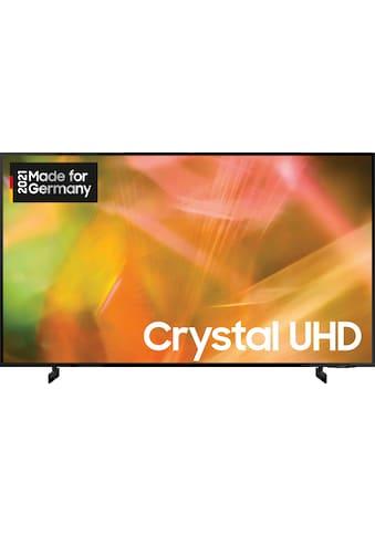 """Samsung LED-Fernseher »GU43AU8079U«, 108 cm/43 """", 4K Ultra HD, Smart-TV kaufen"""