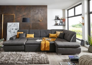 atlantic home collection wohnlandschaft kaufen bei otto. Black Bedroom Furniture Sets. Home Design Ideas