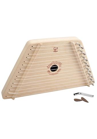 "Hape Spielzeug - Musikinstrument ""Singende Harfe"", (Set, 4 - tlg.) kaufen"