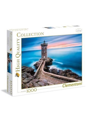 Clementoni® Puzzle »High Quality Collection - Der Leuchtturm«, Made in Europe kaufen