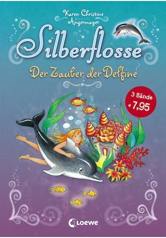 Buch »Silberflosse - Der Zauber der Delfine / Karen Christine Angermayer, Lisa Althaus« kaufen