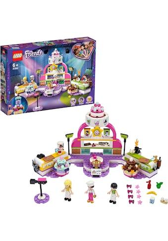 """LEGO® Konstruktionsspielsteine """"Die große Backshow (41393), LEGO® Friends"""", Kunststoff, (361 - tlg.) kaufen"""