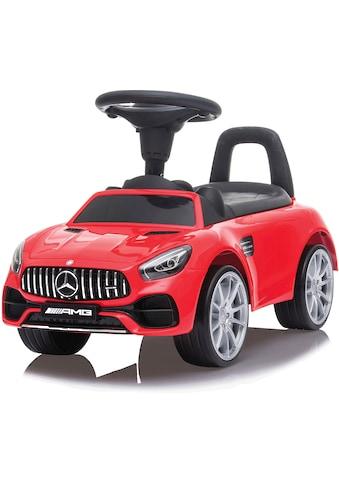 Jamara Rutscherauto »Mercedes-Benz AMT GT, rot«, mit Sound kaufen