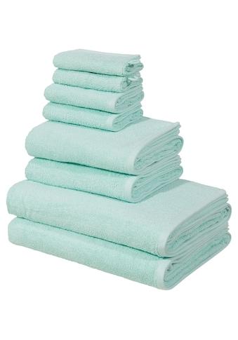 OTTO products Handtuch Set »Neele«, aus Bio Baumwolle kaufen