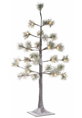 CHRISTMAS GOODS by Inge LED Baum »Kiefer«, Warmweiß, gefrostet kaufen