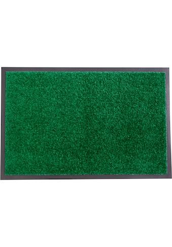 my home Fußmatte »Mette«, rechteckig, 5 mm Höhe, Fussabstreifer, Fussabtreter,... kaufen