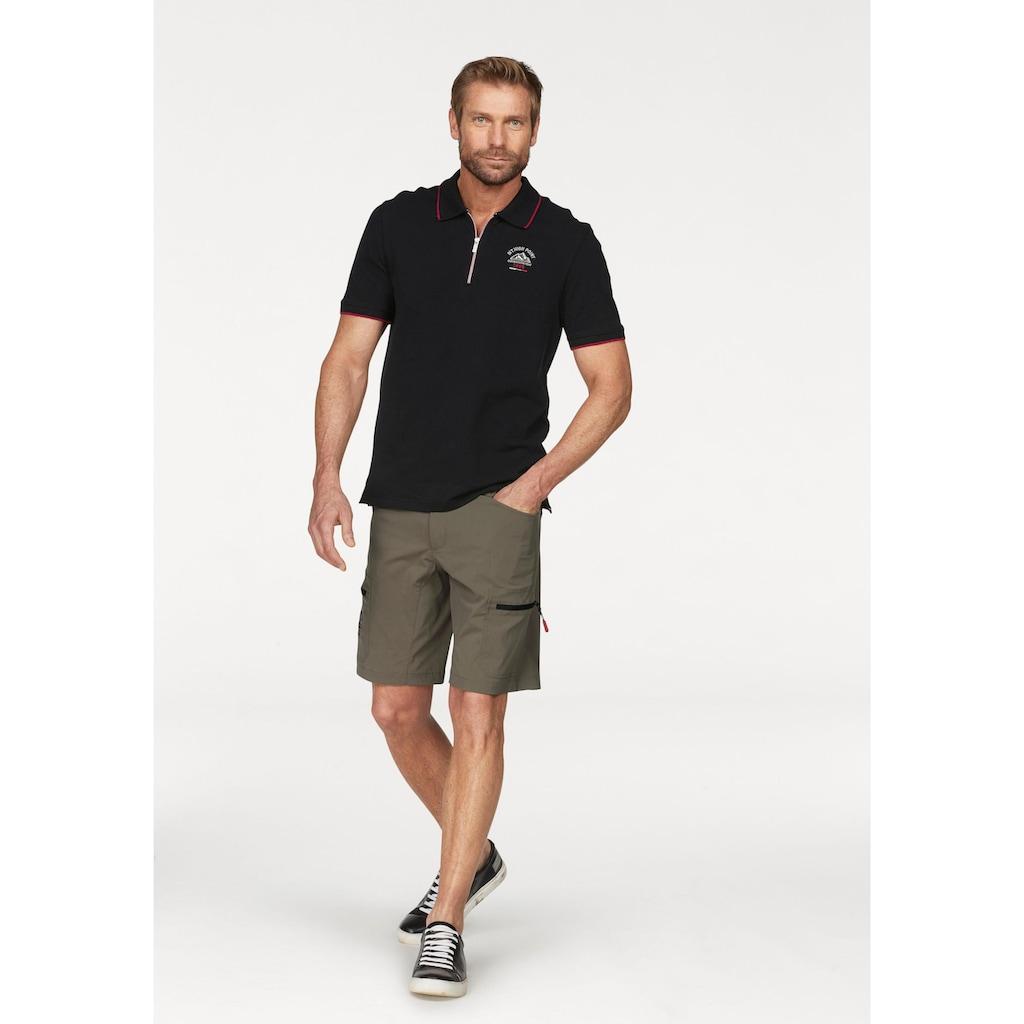 Man's World Poloshirt, Piqué Qualität