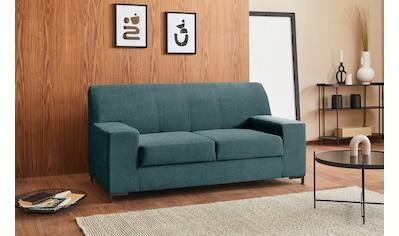 DOMO collection 2-Sitzer »Ledas«, small, in vielen Farben erhältlich kaufen