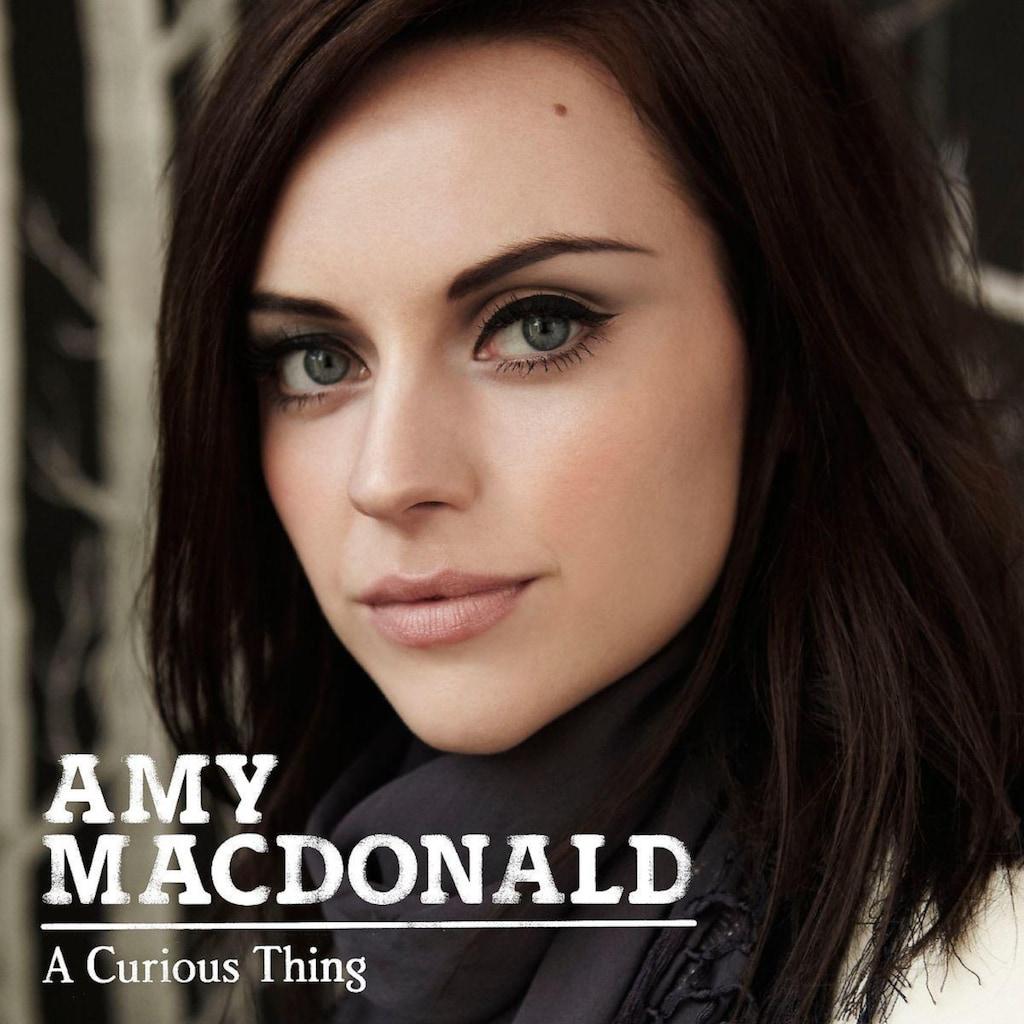 Musik-CD »A Curious Thing / Macdonald,Amy«