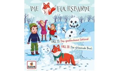 Musik-CD »013/Fall 25: Der geschmolzene Schlüssel/Fall 26: / Fuchsbande,Die« kaufen