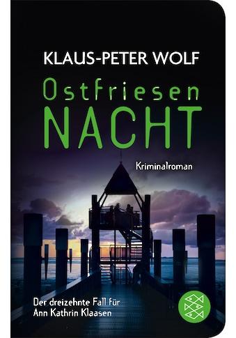 Buch »Ostfriesennacht / Klaus-Peter Wolf« kaufen