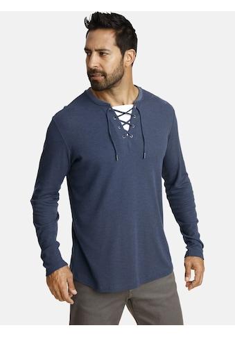 Jan Vanderstorm Sweatshirt »TIARD«, bequemer Komfortschnitt kaufen