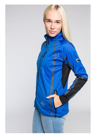DEPROC Active Softshelljacke »THORSBY Women Midlayer« kaufen