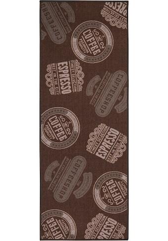 Andiamo Küchenläufer »Coffeeshop«, rechteckig, 5 mm Höhe kaufen
