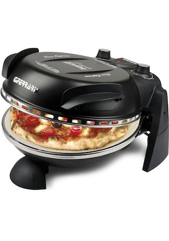 G3Ferrari Pizzaofen »G1000610 Delizia schwarz«, Grill, 1200 W kaufen