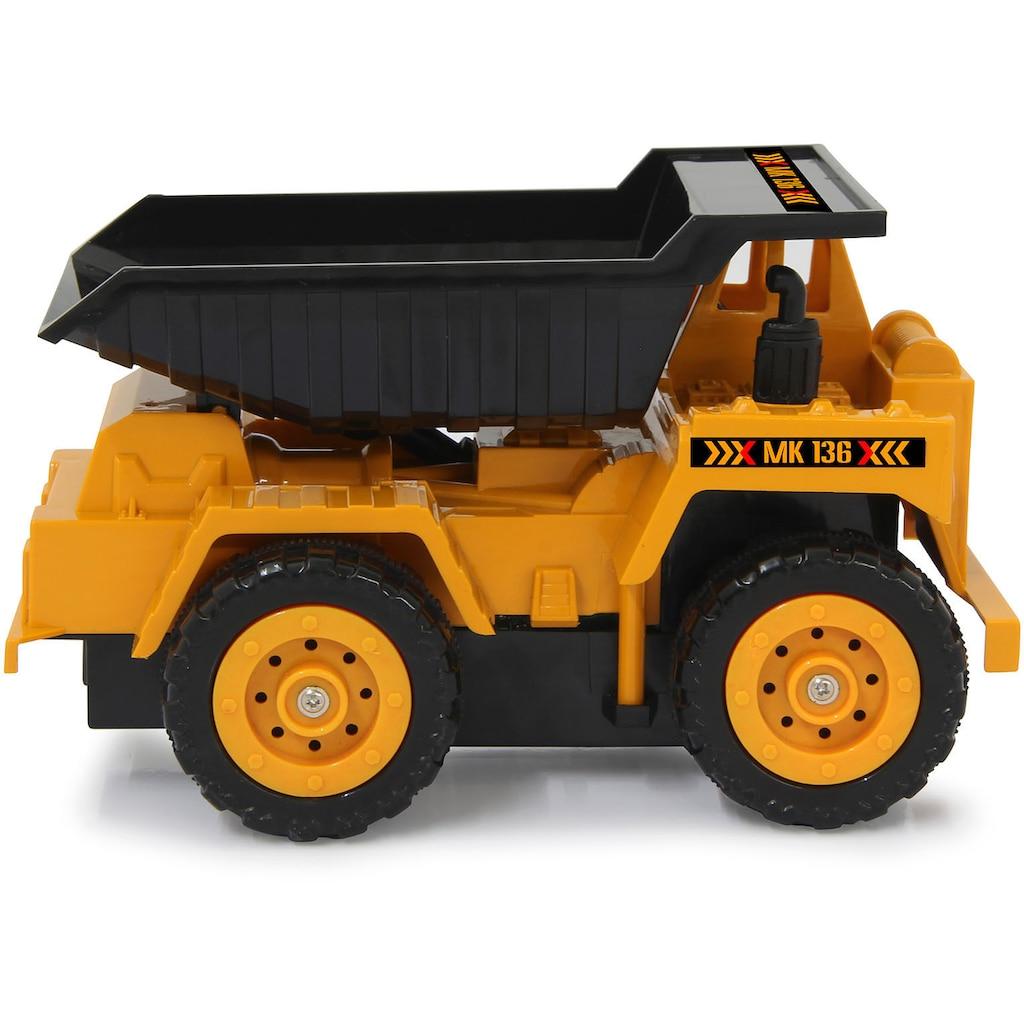 Jamara RC-LKW »Muldenkipper MK136 1:36 2,4GHz«