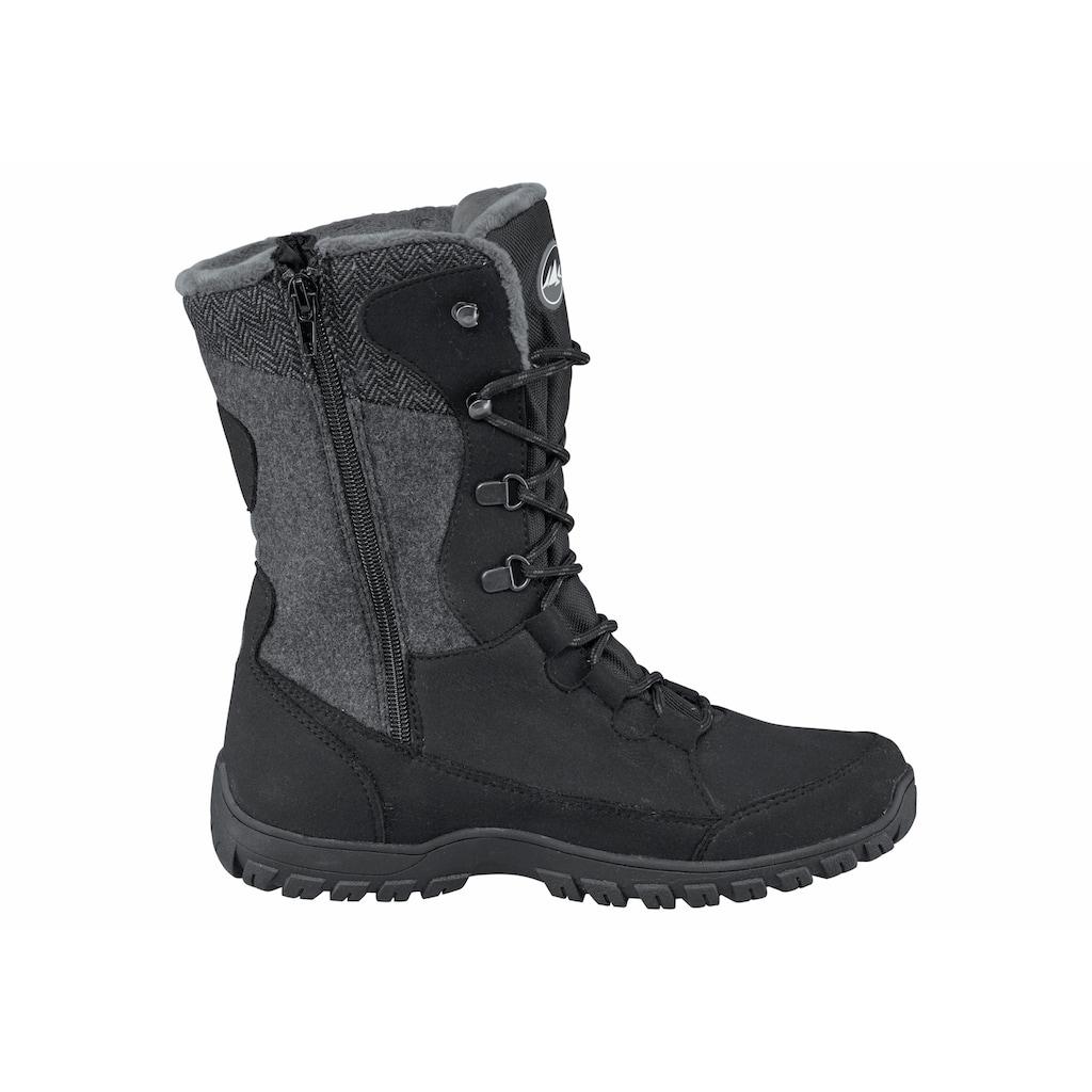 Polarino Outdoorwinterstiefel »Boot Elin«