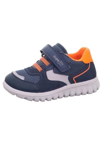 Superfit Sneaker »SPORT7 MINI mit WMS Schuhweiten Mess System«, mit Reflektoren kaufen