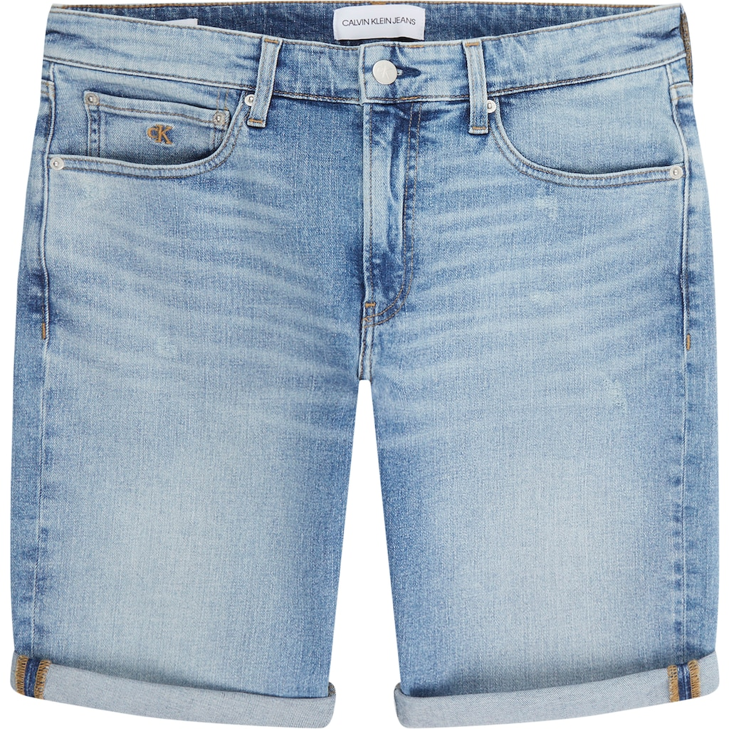 Calvin Klein Jeans Jeansshorts »REGULAR SHORT«