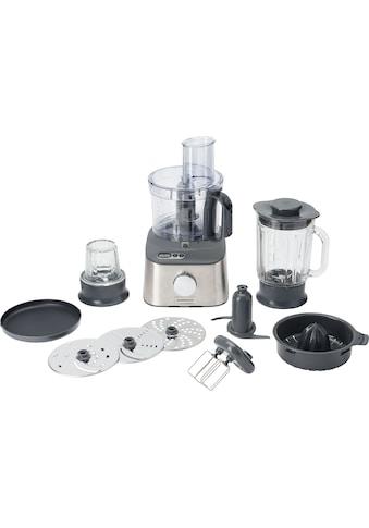 KENWOOD Kompakt-Küchenmaschine »Multipro Compact+ FDM313SS«, 800 W, mit integrierter... kaufen
