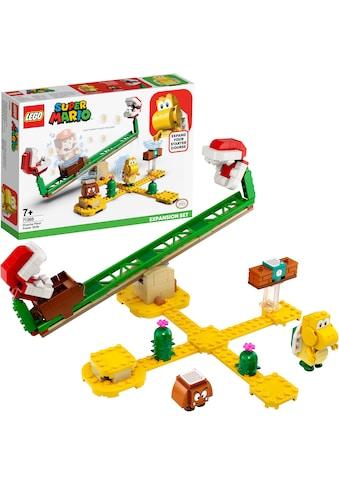 LEGO® Konstruktionsspielsteine »Piranha-Pflanze-Powerwippe – Erweiterungsset (71365),... kaufen