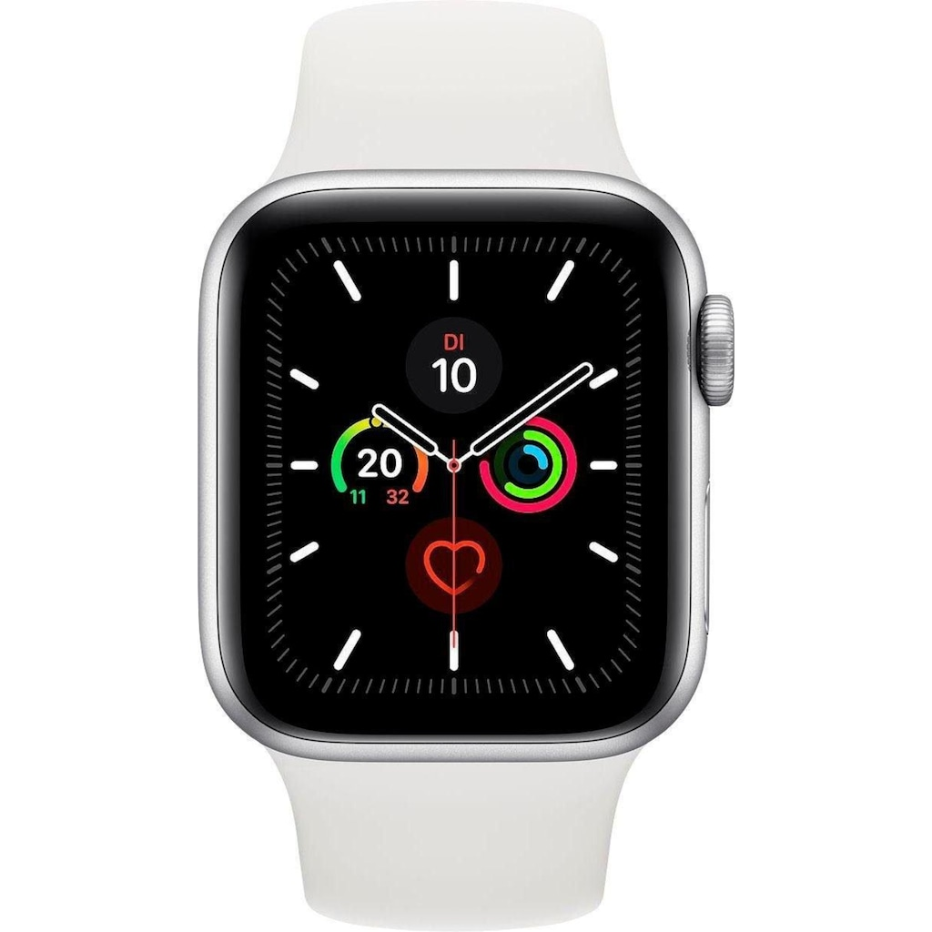 Apple Smartwatch »Series 5 GPS + Cellular«, (MWWF2FDA)
