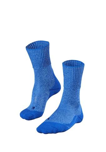 FALKE Wandersocken »TK1 Wool Trekking«, (1 Paar), mit extra starker Polsterung kaufen