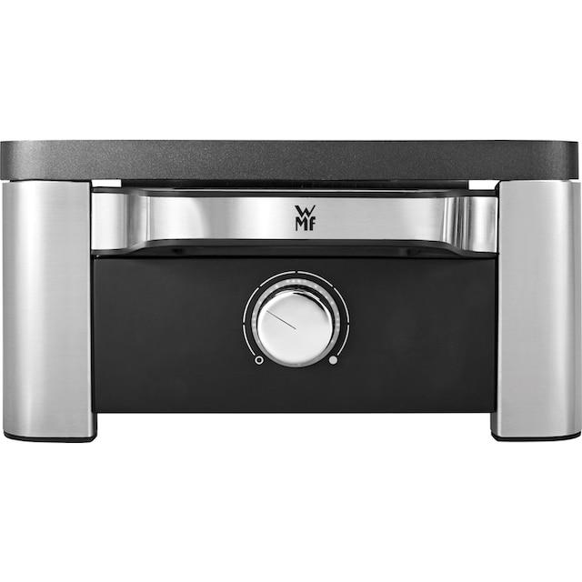 WMF Raclette LONO, 8 Raclettepfännchen, 1500 Watt