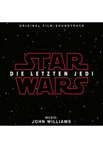 Musik-CD »STAR WARS: DIE LETZTEN JED / ORIGINAL SOUNDTRACK« kaufen