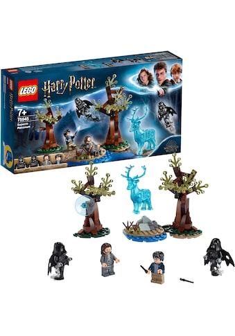 "LEGO® Konstruktionsspielsteine ""Expecto Patronum (75945), LEGO® Harry Potter™"", Kunststoff, (121 - tlg.) kaufen"