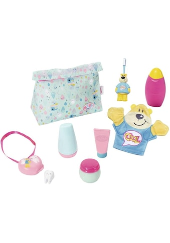 """Baby Born Puppen Accessoires - Set """"Bath Wash & Go Set"""" kaufen"""