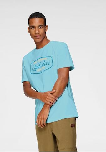 Quiksilver T-Shirt »CUT TO NOW« kaufen