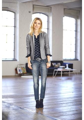 LINEA TESINI by Heine Boyfriend-Jeans, mit Used-Effekt kaufen