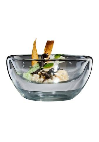 Bloomix Thermoschüssel »Flatbowl Grande«, für Speisen kaufen