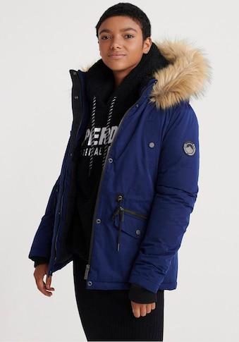 Superdry Winterjacke »ALPINE MICROFIBRE JACKE« kaufen