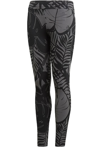 adidas Performance Leggings »GIRLS FUTURE ICONS ALL OVER PRINT TIGHTS« kaufen