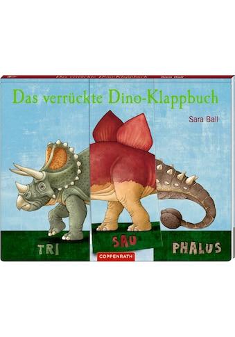 Buch »Das verrückte Dino-Klappbuch / Sara Ball« kaufen
