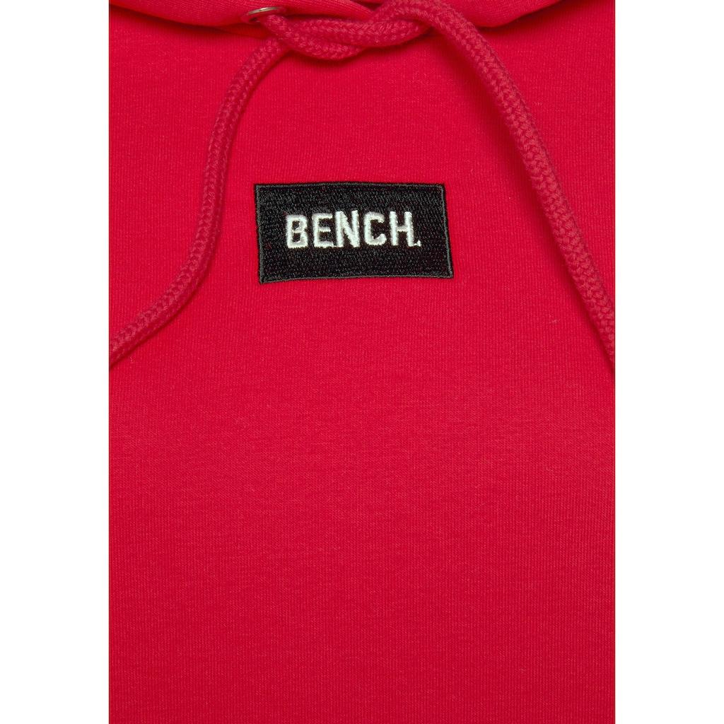 Bench. Sweatkleid, mit kleiner Logostickerei