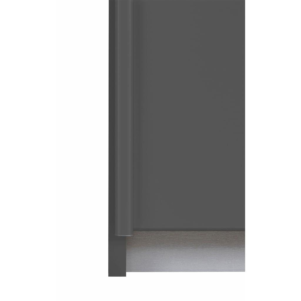 rauch BLUE Schwebetürenschrank »Tubona«, inkl. Schubkasteneinsatz und zusätzlichen Einlegeböden