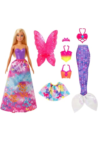 Mattel® Anziehpuppe »Barbie Dreamtopia 3-in-1-Fantasie« kaufen