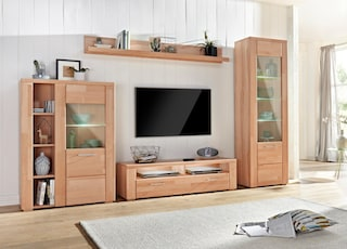 wohnwand celle 4 tlg bei otto. Black Bedroom Furniture Sets. Home Design Ideas