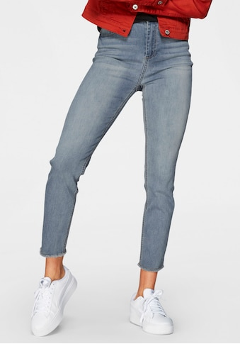 HaILY'S High-waist-Jeans »TONI«, in Ankle-Länge kaufen