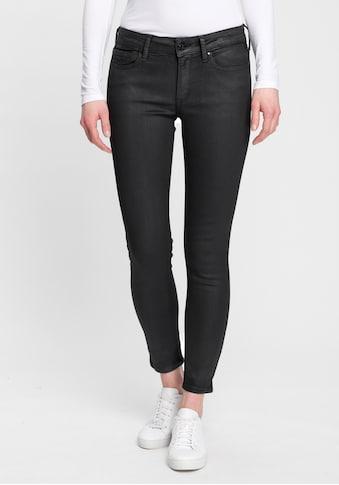 Replay Skinny-fit-Jeans »New Luz«, coated Look mit leichtem Glanz kaufen