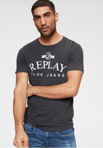 Replay Print - Shirt kaufen