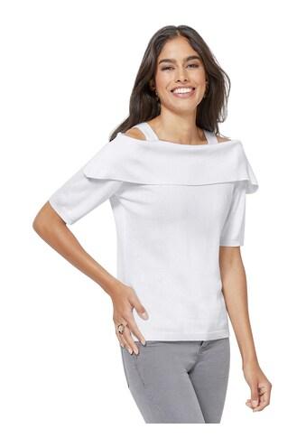 Alessa W. Carmenpullover »Pullover« kaufen